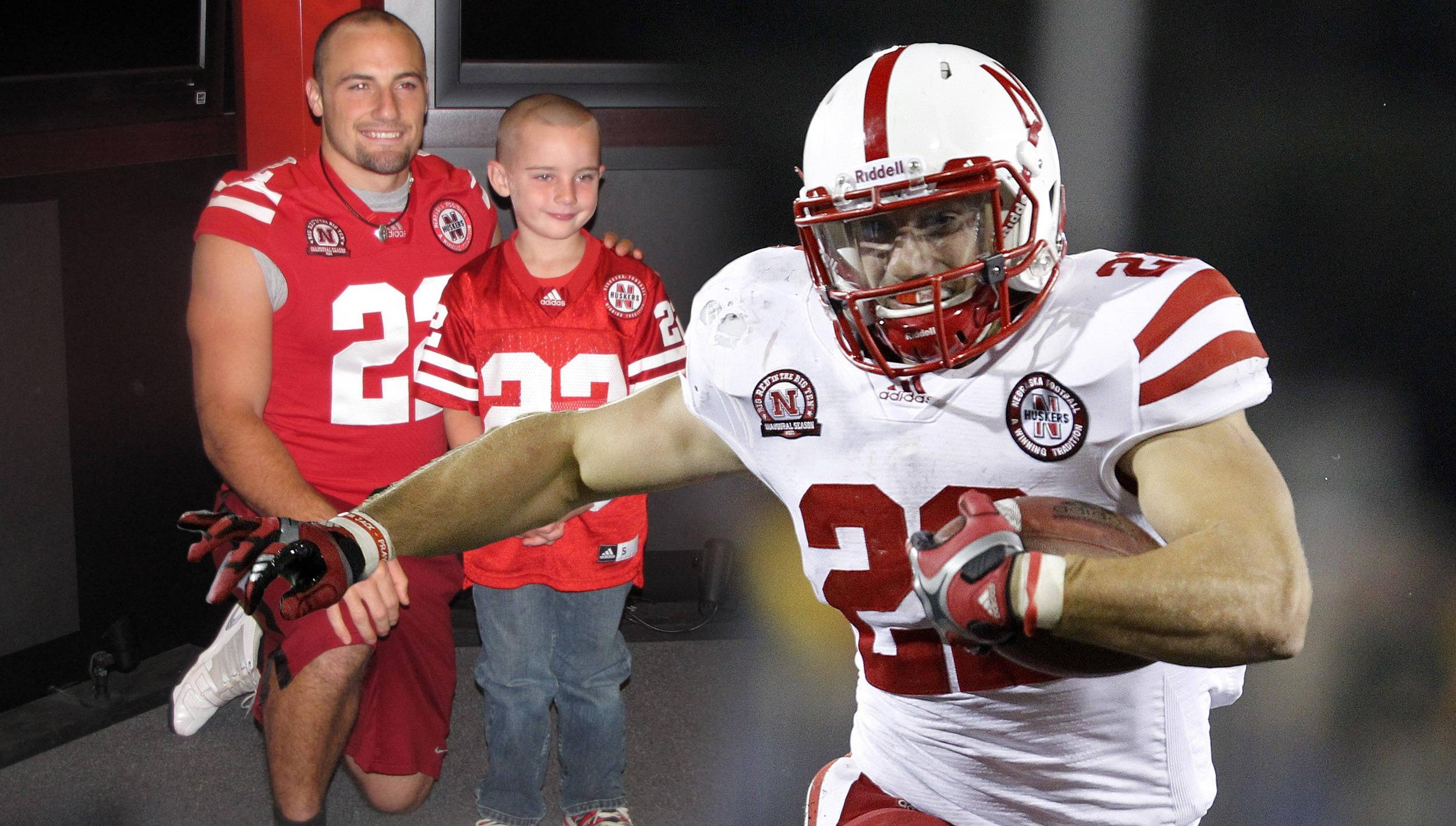 As the Newest Member of Team Jack, Rex Burkhead Sells Out ...