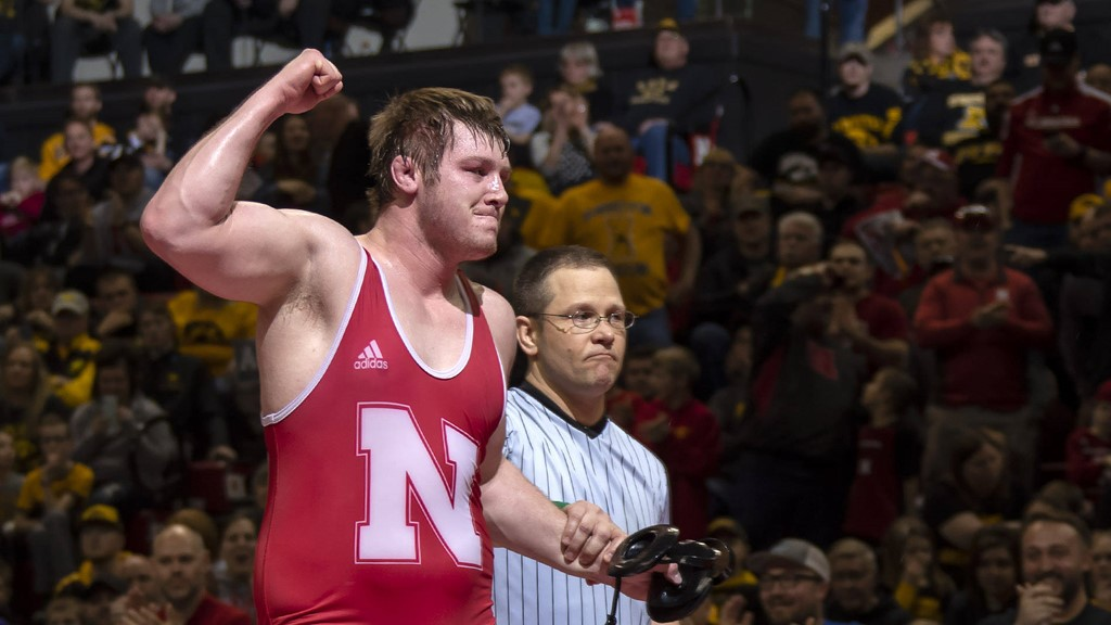 Wrestling - University of Nebraska